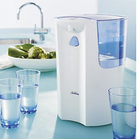 Бытовые фильтры для воды против бактерий