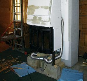 Чем отапливать деревянные дома безопаснее