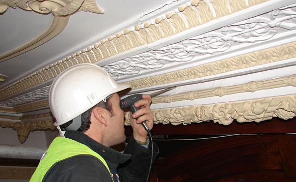 Достоинства технического обследования зданий