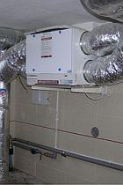 Энергосберегающая вентиляционная система