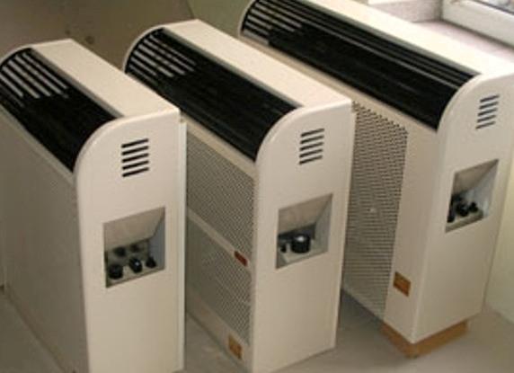Газовый конвектор для качественного снабжения
