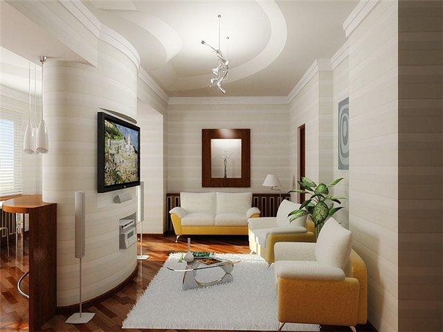 Как проходит перестройка стандартных квартир в Москве