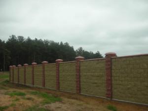 Новинка: забор из бессера