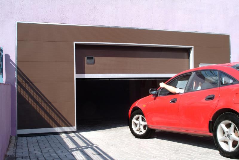 Основные советы по эксплуатации гаражных ворот