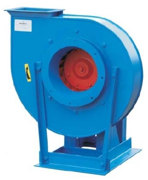 Пылевой вентилятор ВР 140-40