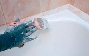 Реставрация ванны: виды и эффективность
