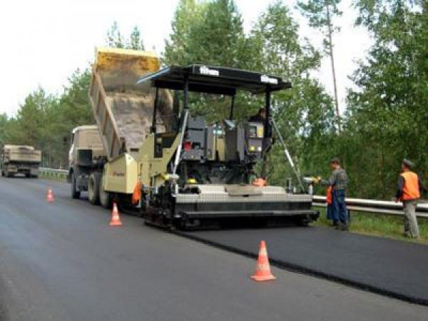 Техника проведения исследования разрушившихся участков дорог
