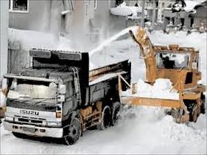 Уборка снега и утилизация грунта