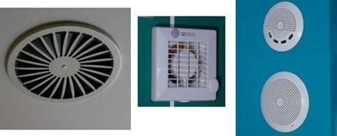 Выбор вентилятора для вентиляционной системы