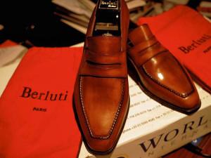 VIP-особенные туфли