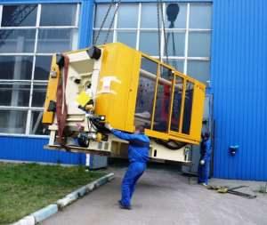 безопасный такелаж оборудования