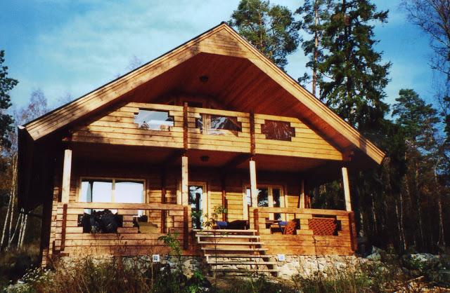 Теплоизоляция в деревянном доме