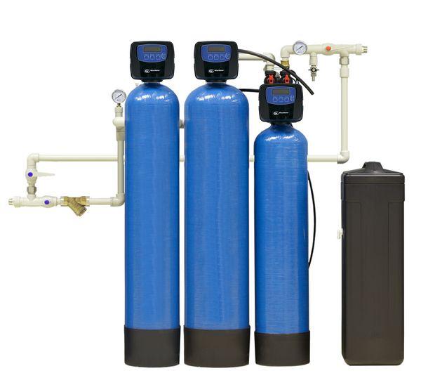 filtry obezzhelezivanija i demanganacii 1